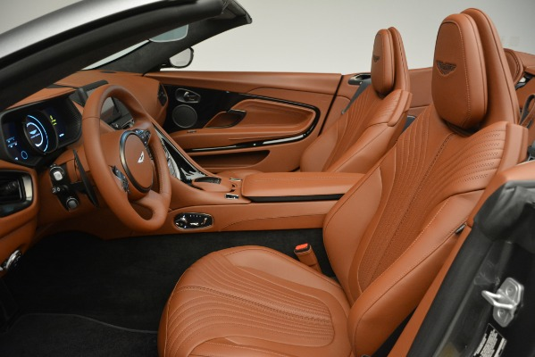 Used 2019 Aston Martin DB11 Volante for sale $214,990 at Maserati of Westport in Westport CT 06880 19