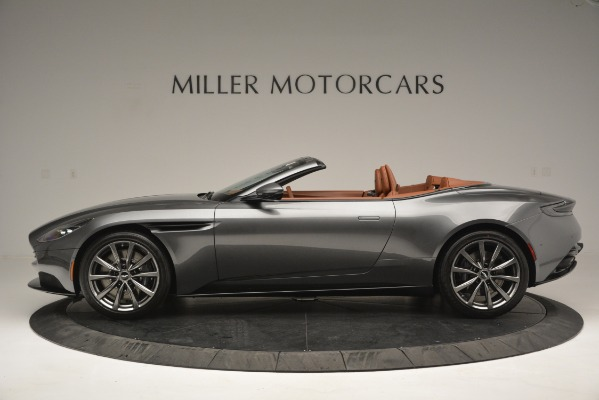 Used 2019 Aston Martin DB11 Volante for sale $214,990 at Maserati of Westport in Westport CT 06880 2