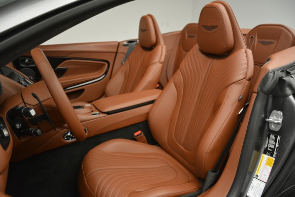 Used 2019 Aston Martin DB11 Volante for sale $214,990 at Maserati of Westport in Westport CT 06880 21
