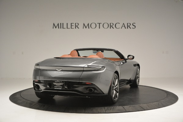 Used 2019 Aston Martin DB11 Volante for sale $214,990 at Maserati of Westport in Westport CT 06880 6