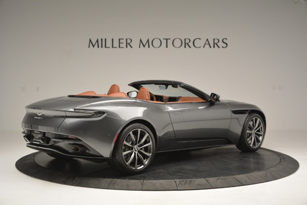 Used 2019 Aston Martin DB11 Volante for sale $214,990 at Maserati of Westport in Westport CT 06880 7