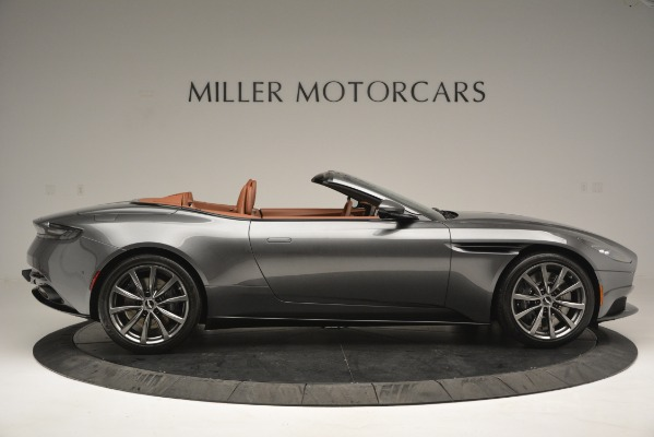 Used 2019 Aston Martin DB11 Volante for sale $214,990 at Maserati of Westport in Westport CT 06880 8
