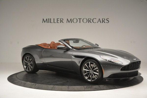 Used 2019 Aston Martin DB11 Volante for sale $214,990 at Maserati of Westport in Westport CT 06880 9