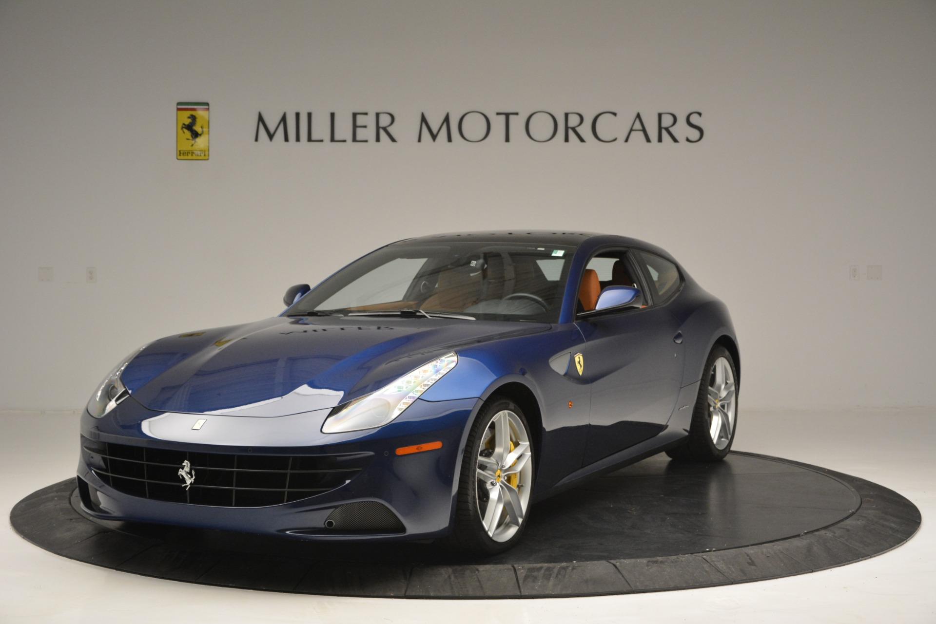 Used 2016 Ferrari FF for sale Sold at Maserati of Westport in Westport CT 06880 1