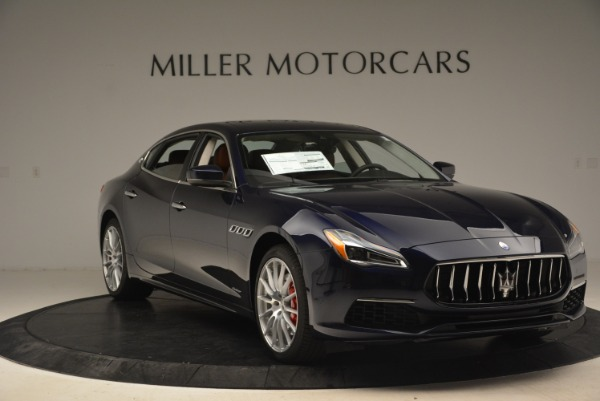 New 2019 Maserati Quattroporte S Q4 GranLusso for sale Sold at Maserati of Westport in Westport CT 06880 11