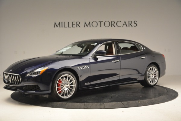 New 2019 Maserati Quattroporte S Q4 GranLusso for sale Sold at Maserati of Westport in Westport CT 06880 2