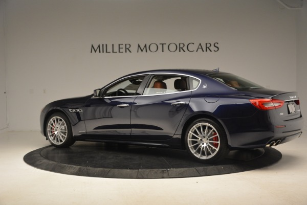 New 2019 Maserati Quattroporte S Q4 GranLusso for sale Sold at Maserati of Westport in Westport CT 06880 4