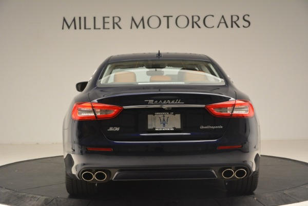 New 2019 Maserati Quattroporte S Q4 GranLusso for sale Sold at Maserati of Westport in Westport CT 06880 6