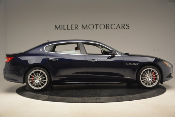 New 2019 Maserati Quattroporte S Q4 GranLusso for sale Sold at Maserati of Westport in Westport CT 06880 9