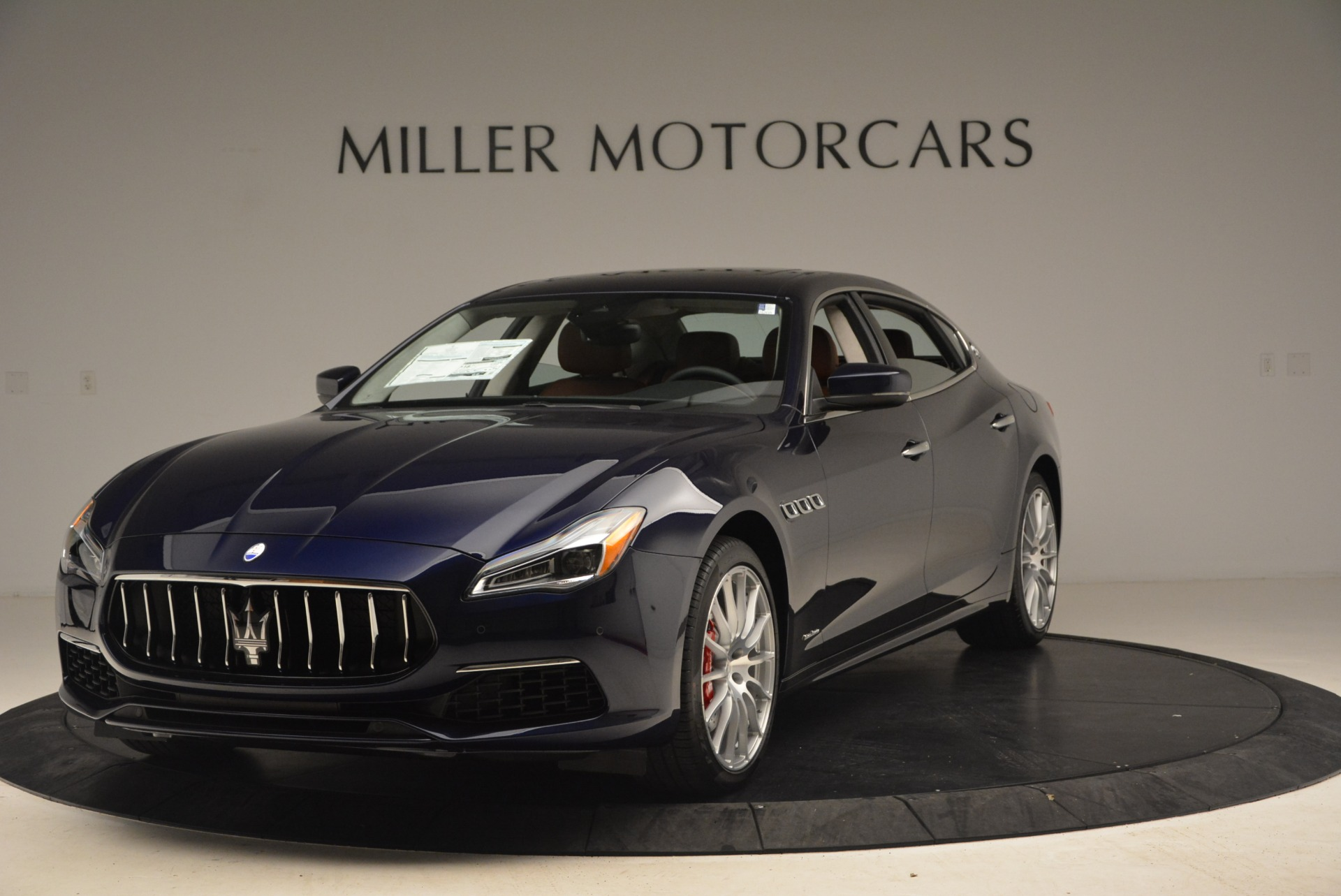New 2019 Maserati Quattroporte S Q4 GranLusso for sale Sold at Maserati of Westport in Westport CT 06880 1