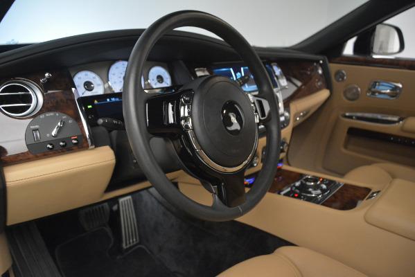 Used 2018 Rolls-Royce Ghost for sale Sold at Maserati of Westport in Westport CT 06880 16