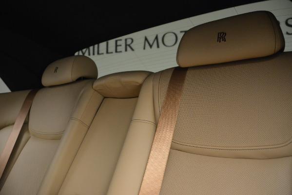 Used 2018 Rolls-Royce Ghost for sale Sold at Maserati of Westport in Westport CT 06880 20