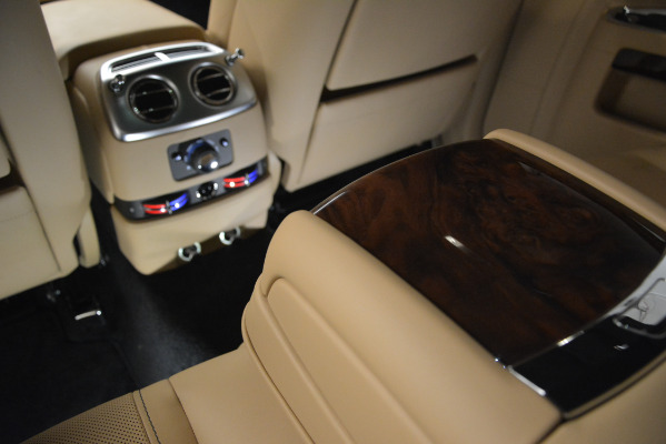 Used 2018 Rolls-Royce Ghost for sale Sold at Maserati of Westport in Westport CT 06880 23