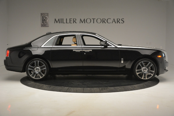 Used 2018 Rolls-Royce Ghost for sale Sold at Maserati of Westport in Westport CT 06880 9