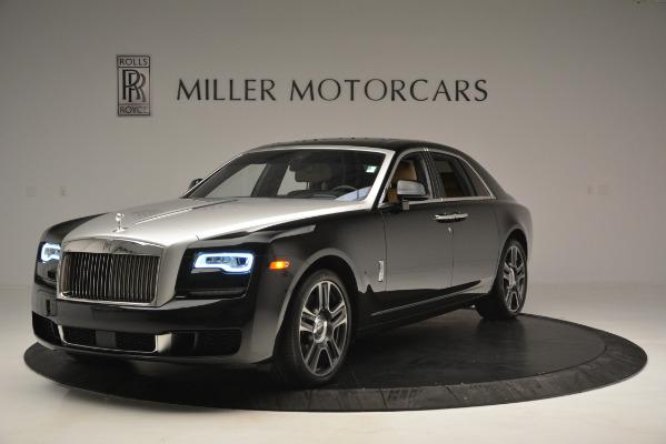 Used 2018 Rolls-Royce Ghost for sale Sold at Maserati of Westport in Westport CT 06880 1