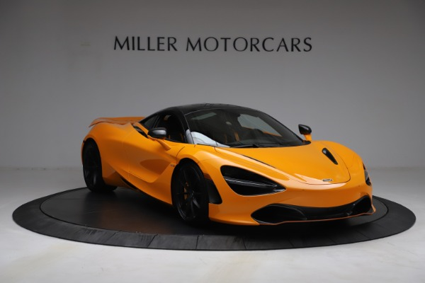 Used 2019 McLaren 720S Performance for sale $309,990 at Maserati of Westport in Westport CT 06880 11