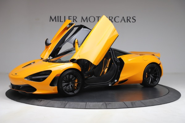 Used 2019 McLaren 720S Performance for sale $309,990 at Maserati of Westport in Westport CT 06880 15