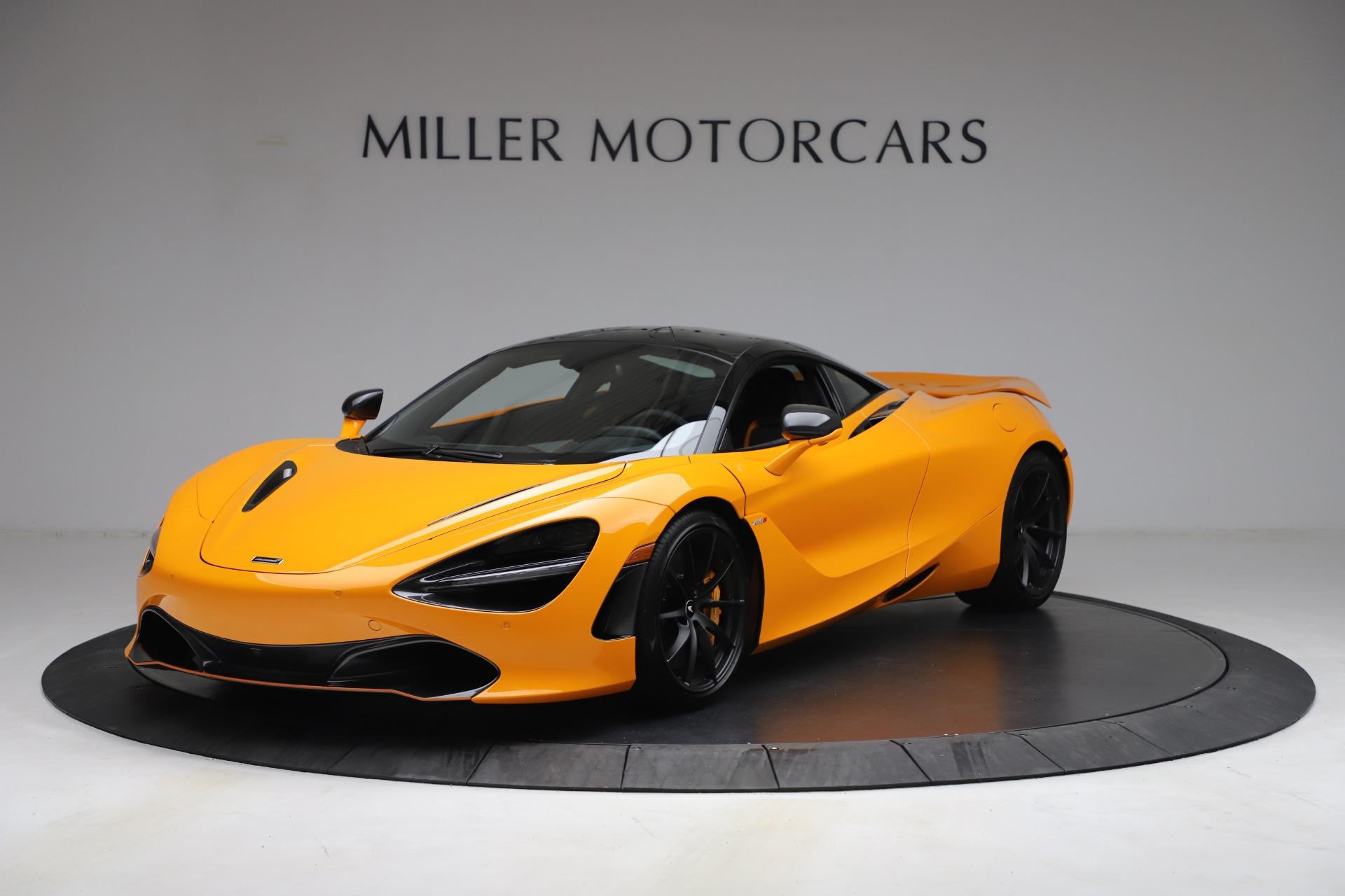 Used 2019 McLaren 720S Performance for sale $309,990 at Maserati of Westport in Westport CT 06880 1