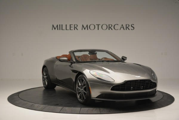 Used 2019 Aston Martin DB11 V8 Convertible for sale Sold at Maserati of Westport in Westport CT 06880 11