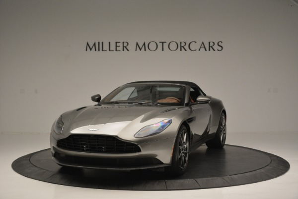 Used 2019 Aston Martin DB11 V8 Convertible for sale Sold at Maserati of Westport in Westport CT 06880 13