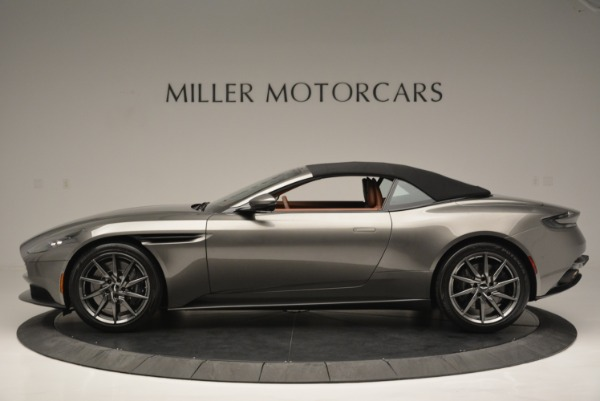 Used 2019 Aston Martin DB11 V8 Convertible for sale Sold at Maserati of Westport in Westport CT 06880 15