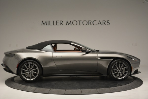 Used 2019 Aston Martin DB11 V8 Convertible for sale Sold at Maserati of Westport in Westport CT 06880 16