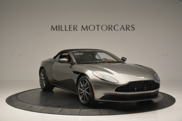 Used 2019 Aston Martin DB11 V8 Convertible for sale Sold at Maserati of Westport in Westport CT 06880 18