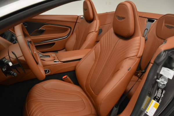 Used 2019 Aston Martin DB11 V8 Convertible for sale Sold at Maserati of Westport in Westport CT 06880 21