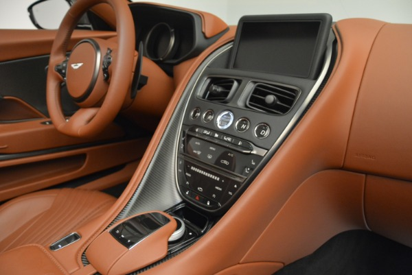 Used 2019 Aston Martin DB11 V8 Convertible for sale Sold at Maserati of Westport in Westport CT 06880 24