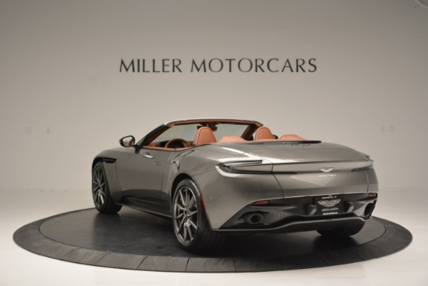Used 2019 Aston Martin DB11 V8 Convertible for sale Sold at Maserati of Westport in Westport CT 06880 5