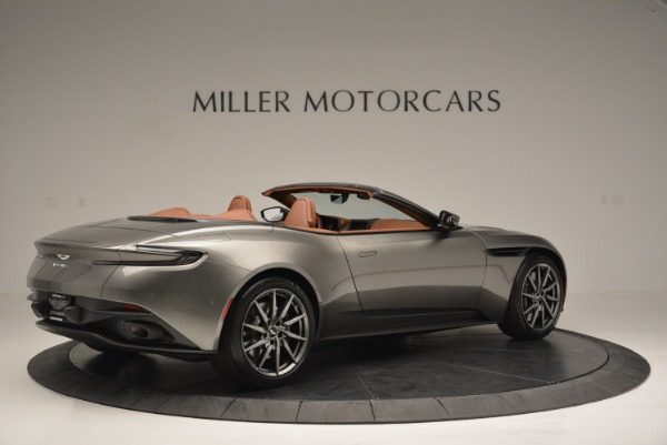 Used 2019 Aston Martin DB11 V8 Convertible for sale Sold at Maserati of Westport in Westport CT 06880 8