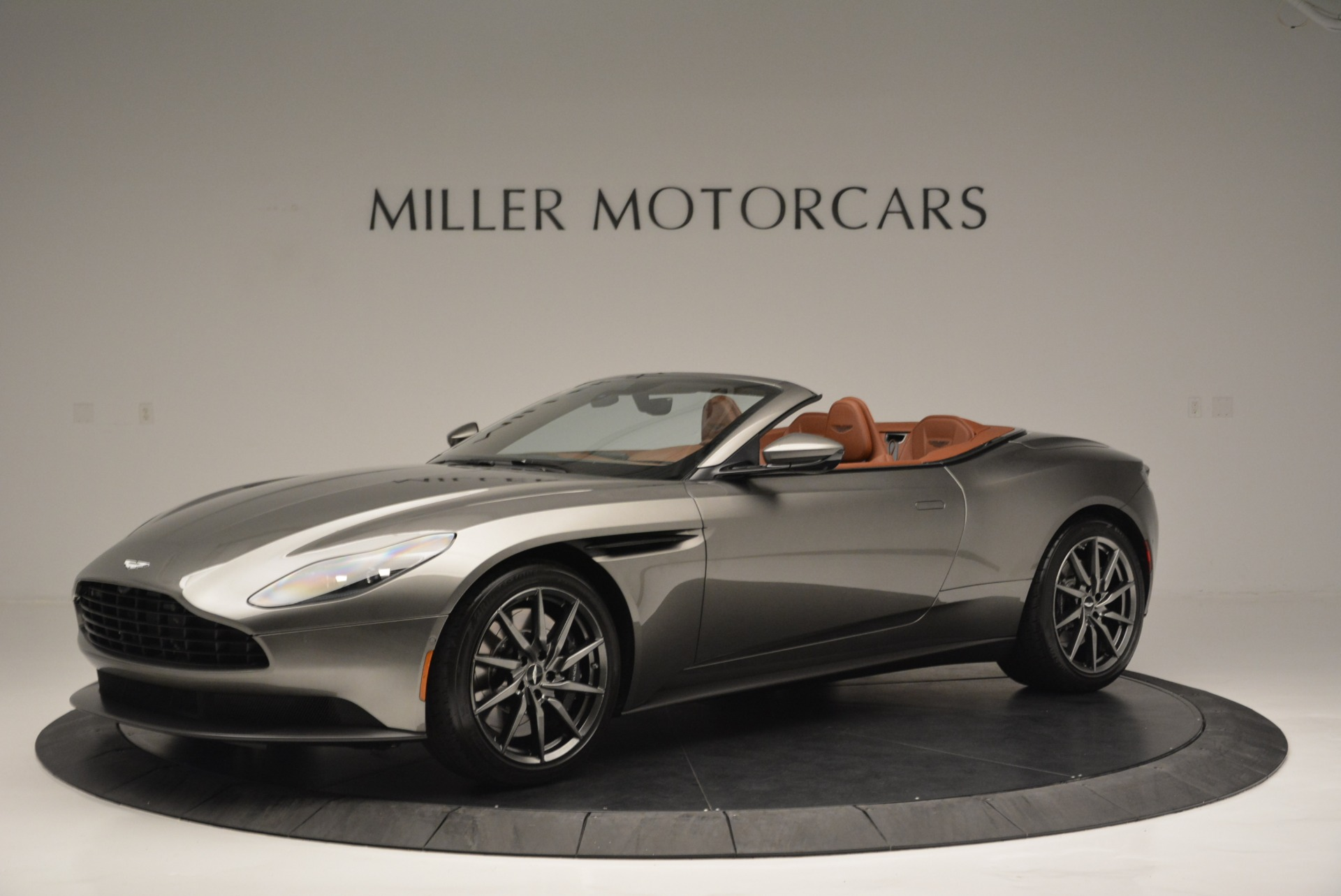 Used 2019 Aston Martin DB11 V8 Convertible for sale Sold at Maserati of Westport in Westport CT 06880 1