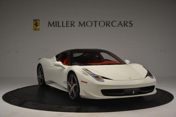 Used 2012 Ferrari 458 Italia for sale Sold at Maserati of Westport in Westport CT 06880 11