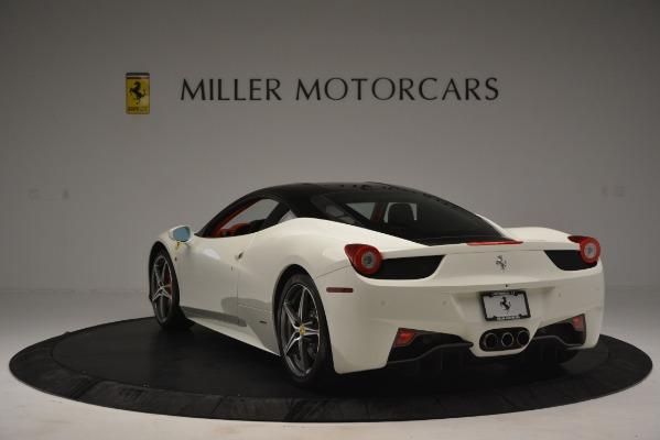 Used 2012 Ferrari 458 Italia for sale Sold at Maserati of Westport in Westport CT 06880 5