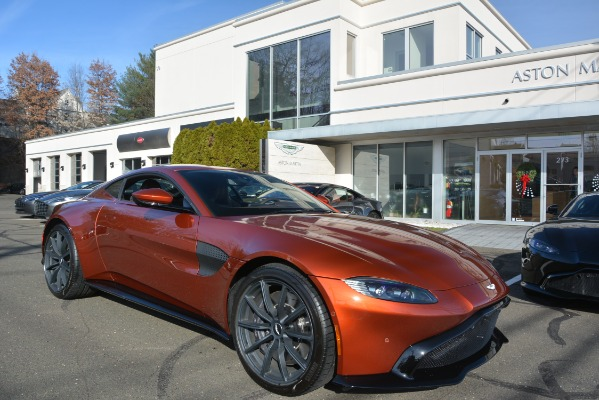 Used 2019 Aston Martin Vantage Coupe for sale Sold at Maserati of Westport in Westport CT 06880 23