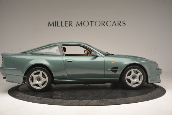Used 1999 Aston Martin V8 Vantage Le Mans V600 Coupe for sale $550,000 at Maserati of Westport in Westport CT 06880 10