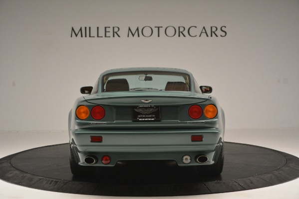 Used 1999 Aston Martin V8 Vantage Le Mans V600 Coupe for sale $550,000 at Maserati of Westport in Westport CT 06880 7