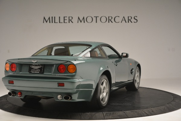 Used 1999 Aston Martin V8 Vantage Le Mans V600 Coupe for sale $550,000 at Maserati of Westport in Westport CT 06880 8