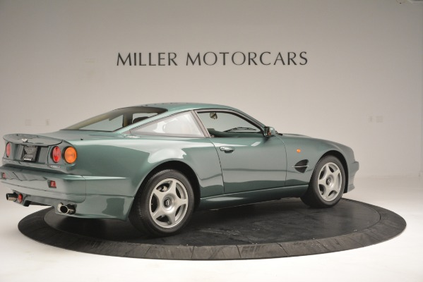 Used 1999 Aston Martin V8 Vantage Le Mans V600 Coupe for sale $550,000 at Maserati of Westport in Westport CT 06880 9