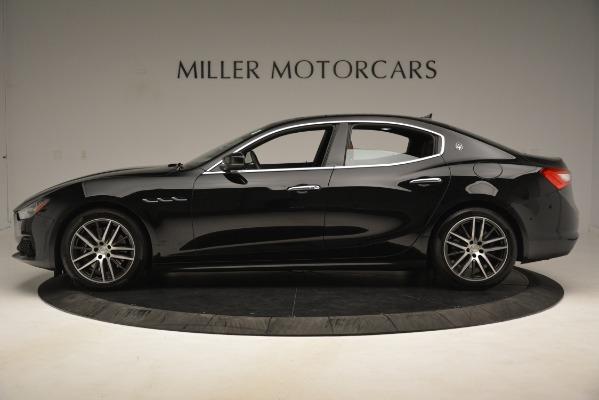 New 2019 Maserati Ghibli S Q4 for sale Sold at Maserati of Westport in Westport CT 06880 3