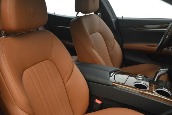 Used 2019 Maserati Ghibli S Q4 for sale $59,900 at Maserati of Westport in Westport CT 06880 23