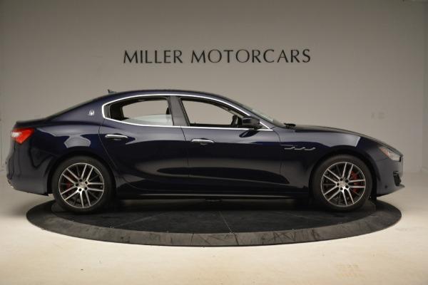 New 2019 Maserati Ghibli S Q4 for sale $59,900 at Maserati of Westport in Westport CT 06880 9