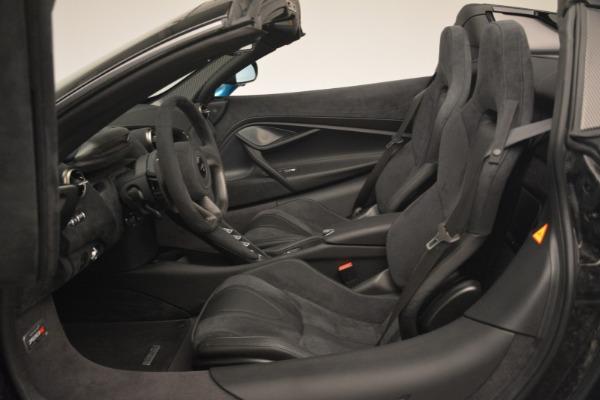 New 2019 McLaren 720S Spider for sale Sold at Maserati of Westport in Westport CT 06880 24