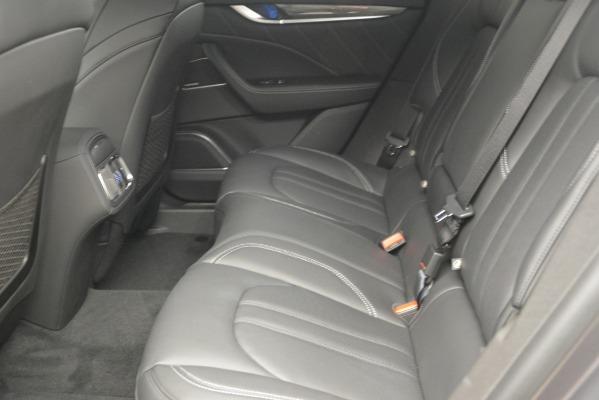 New 2019 Maserati Levante Q4 GranSport for sale Sold at Maserati of Westport in Westport CT 06880 26