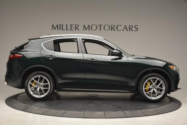 New 2019 Alfa Romeo Stelvio Q4 for sale Sold at Maserati of Westport in Westport CT 06880 9