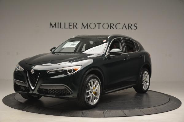 New 2019 Alfa Romeo Stelvio Q4 for sale Sold at Maserati of Westport in Westport CT 06880 1
