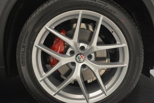Used 2019 Alfa Romeo Stelvio Sport Q4 for sale Sold at Maserati of Westport in Westport CT 06880 14