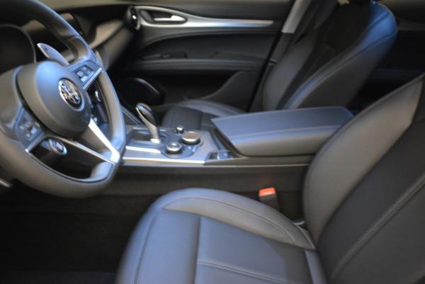 Used 2019 Alfa Romeo Stelvio Sport Q4 for sale Sold at Maserati of Westport in Westport CT 06880 3