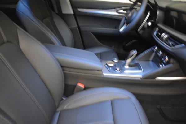 Used 2019 Alfa Romeo Stelvio Sport Q4 for sale Sold at Maserati of Westport in Westport CT 06880 9