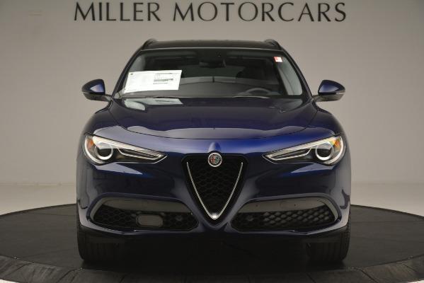 New 2019 Alfa Romeo Stelvio Sport Q4 for sale Sold at Maserati of Westport in Westport CT 06880 12